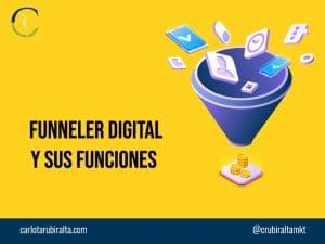 funneler digital y funciones